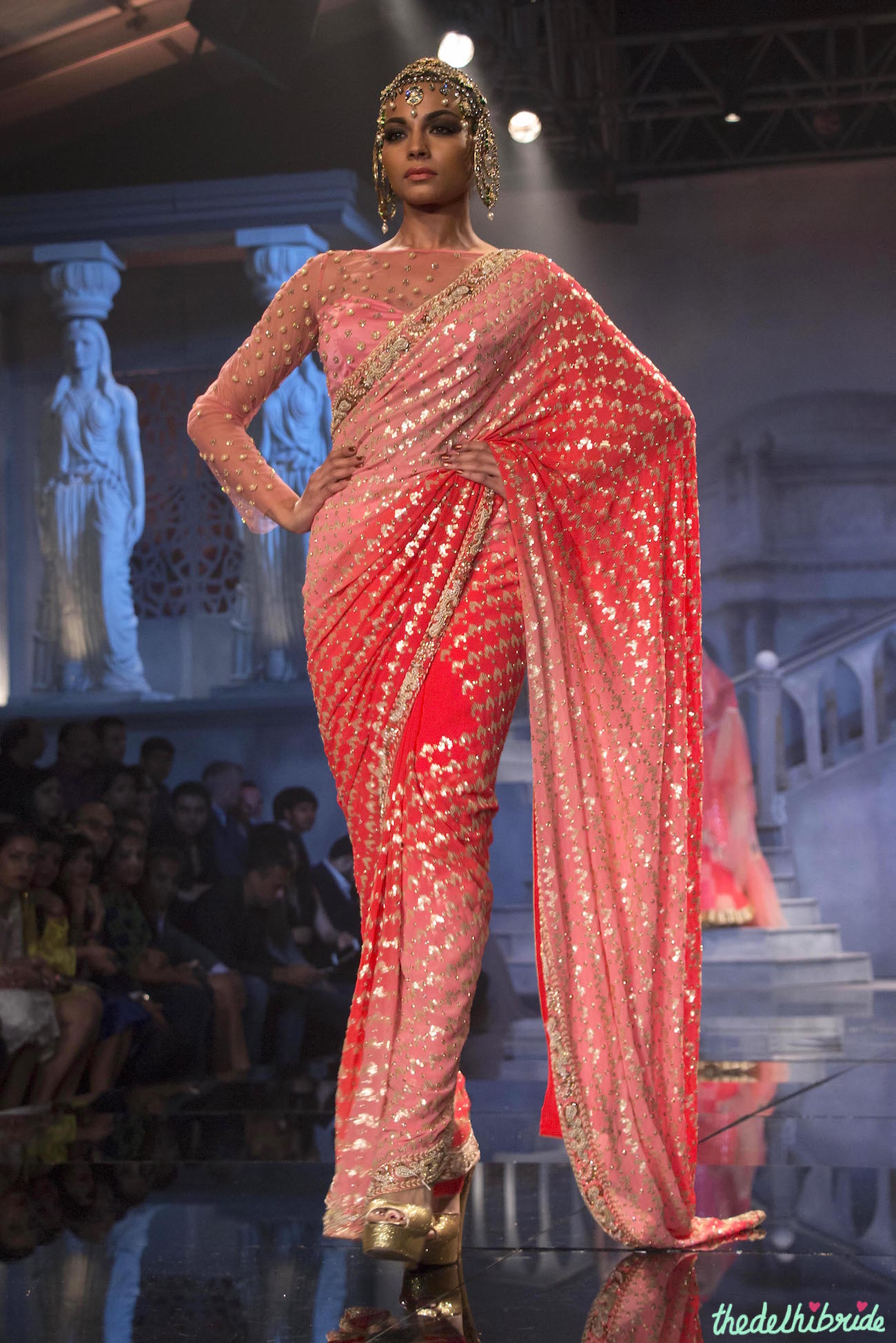 Best of BMW India Bridal Fashion Week 2015 – An Indian ...