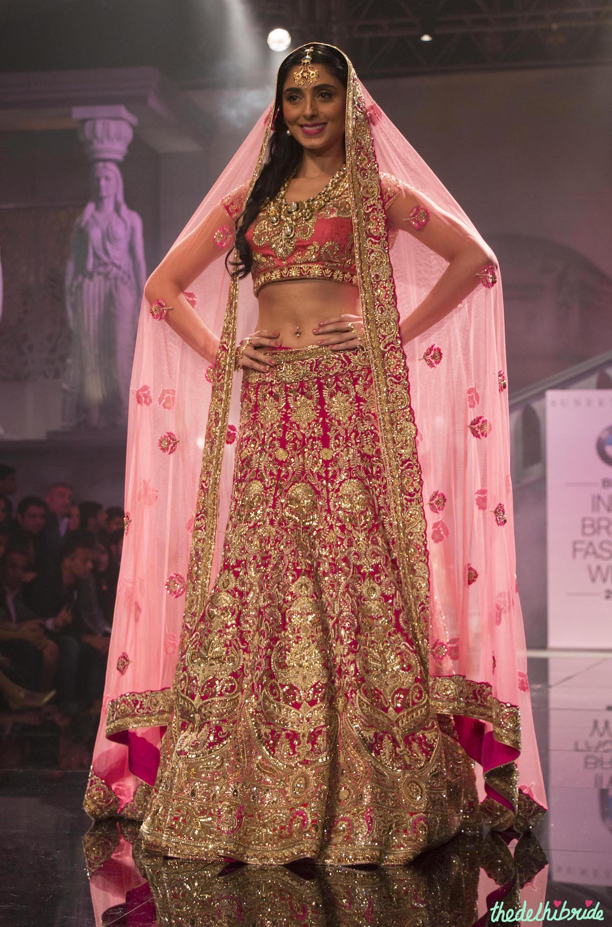 Pink And Gold Indian Wedding Dress \u2013 Pemerintah Kota Ambon