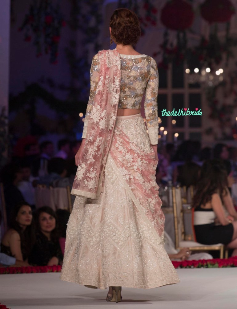 Top pick Hand Embroidered lehenga 3 - Varun Bahl - Amazon India Couture Week 2015