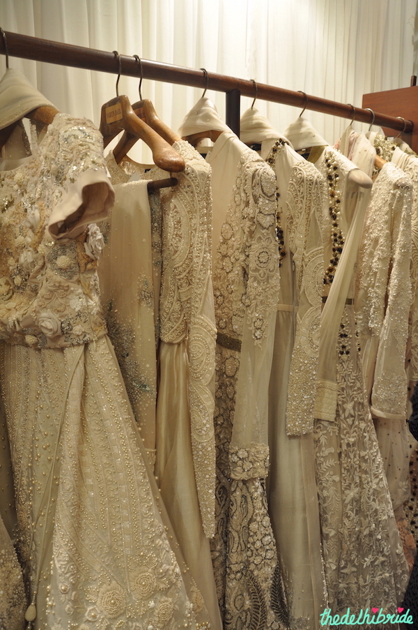 Varun Bahl - Ivory Collection - Vogue Wedding Show 2015