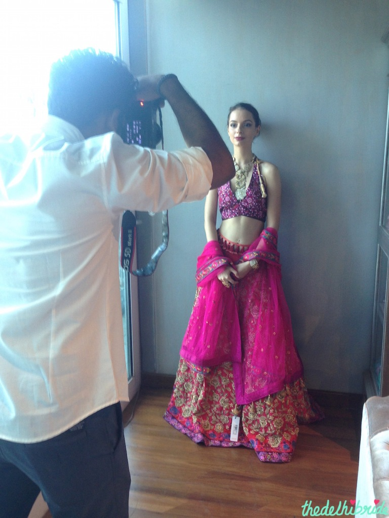 Behind the scenes at JADE M&K Couture Studio - Trousseau destination