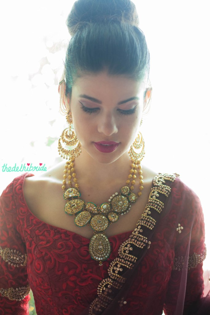 Chand balis and vintage jewellery at JADE - New JADE M&K Couture Studio - Mumbai Review