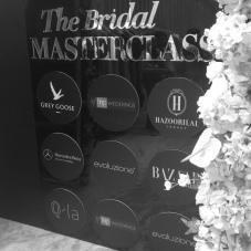 Harper's Bazaar Bride magazine's Bridal Masterclass