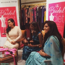 Kalli Purie, Nishi Grover & Ambika Anand (L-R)