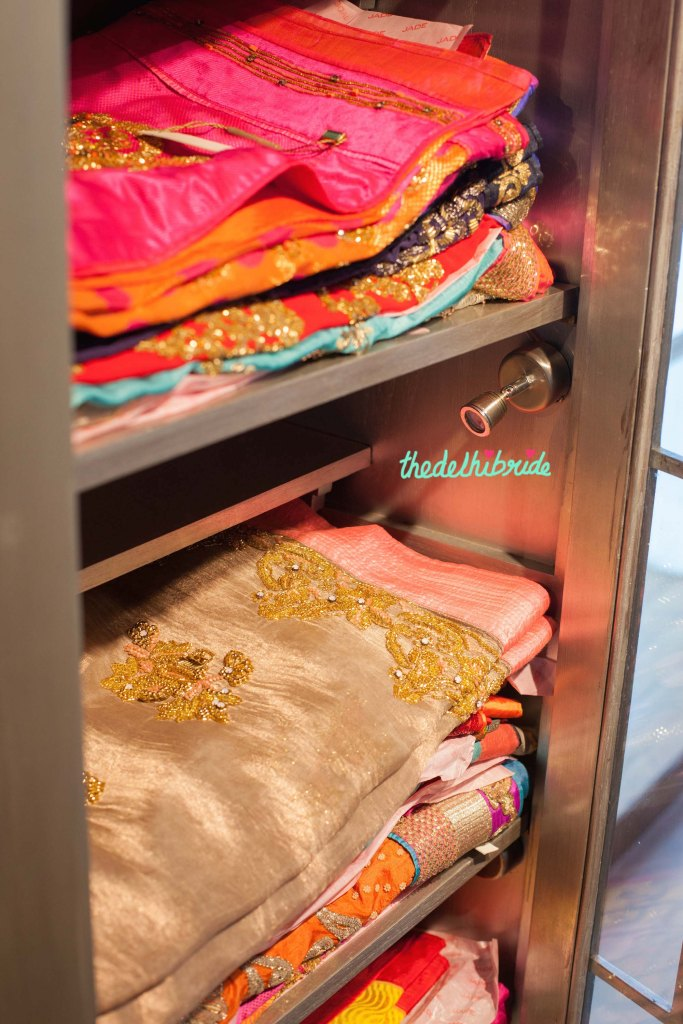 Sari collection at JADE - New JADE M&K Couture Studio - Mumbai Review