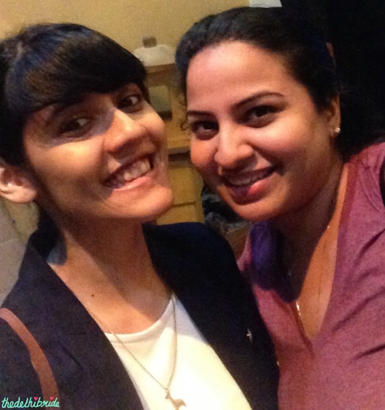 thedelhibride visits Mumbai