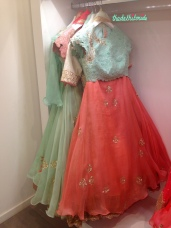 Some more Yashodhara lehengas we loved