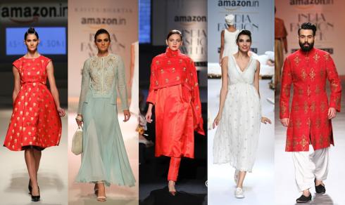 Best of Amazon India Fashion Week Spring Summer 2016