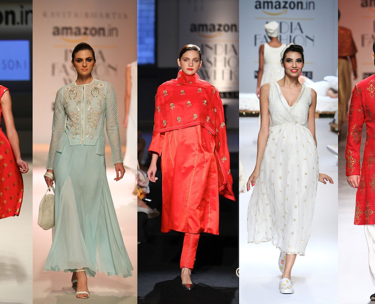 20 Favourite Outfits from Amazon India Fashion Week! Spring