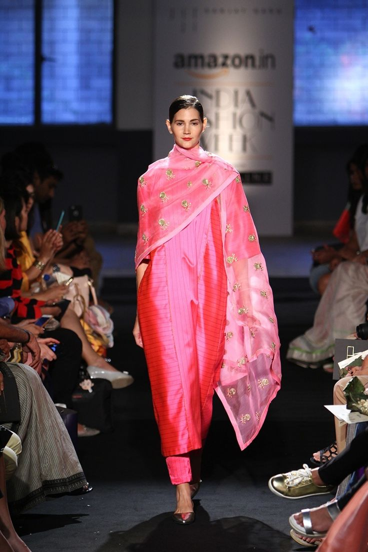 20 Favourite Outfits From Amazon India Fashion Week