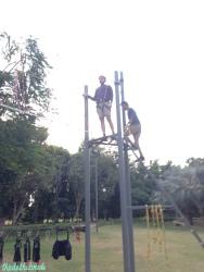 Adventure sport-ing