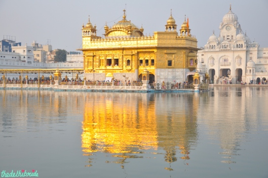 Golden Temple by day