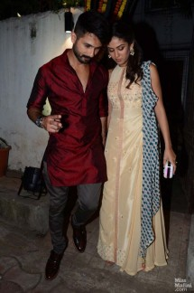Mira & Shahid Kapoor