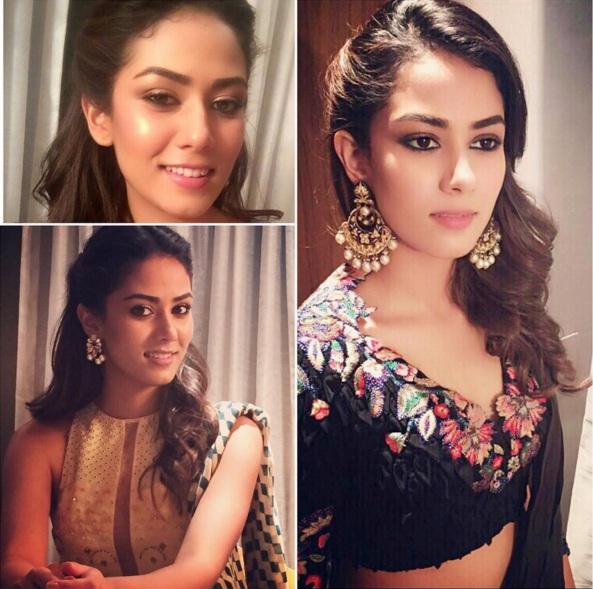 Wedding guest style - Mira Kapoor makeup looks - Masaba Gupta and Madhu Mantena Wedding 2015