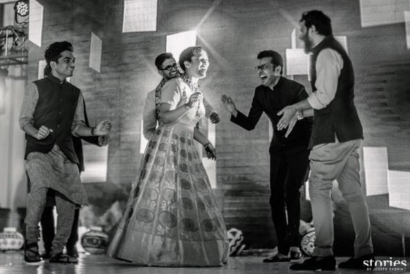 Wedding photographer - stories by joseph radhik - candid moment - Masaba Gupta and Madhu Mantena Wedding 2015