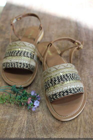 January Rose - Footwear - Sandals - Meherchand market wedding shopping guide