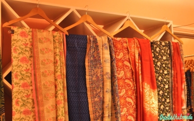 Suruchi Jaipur - Printed unstitched suit pieces - Meherchand market wedding shopping guide