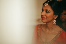 Wedding - Malyali bride getting ready - Anasuya Wedding Wardrobe