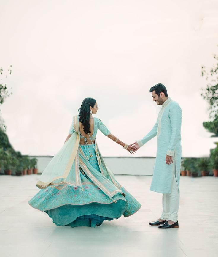 Sabyasachi replicas in Delhi – An Indian Wedding Blog