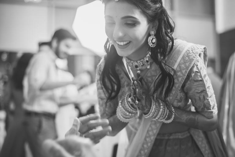 Wedding Wardrobe Masoom Minawala - Anita Dongre bride