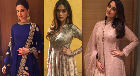 Best Dressed Celebrities Wedding Edition January to March 2016
