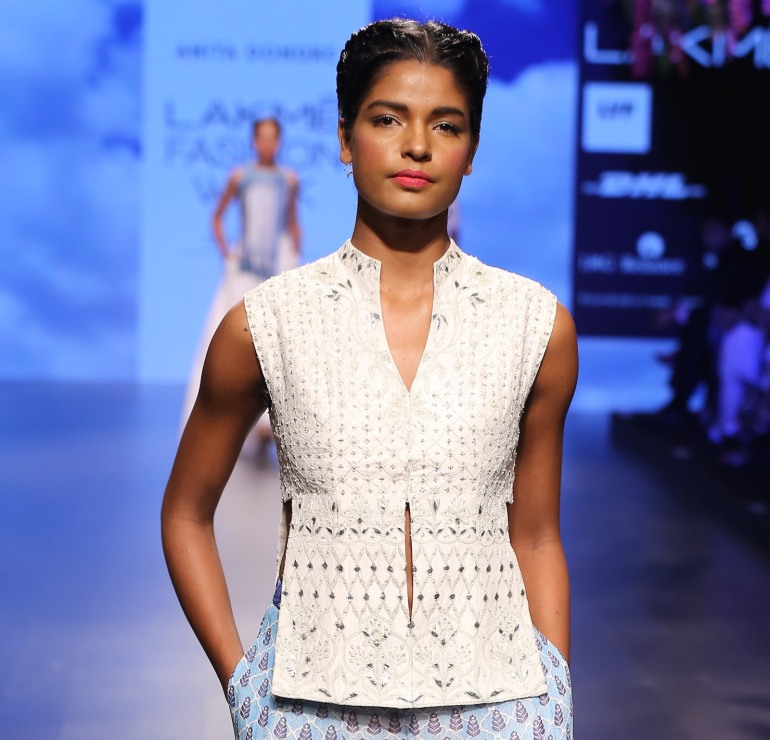 Blouse 3 | Anita Dongre Love Notes | Lakme Fashion Week 2016