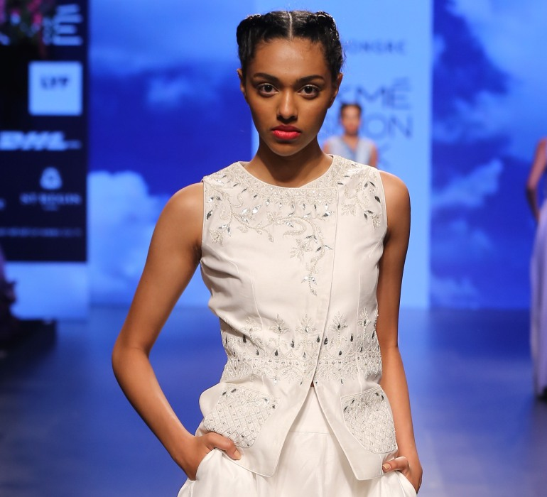 Blouse 4 | Anita Dongre Love Notes | Lakme Fashion Week 2016