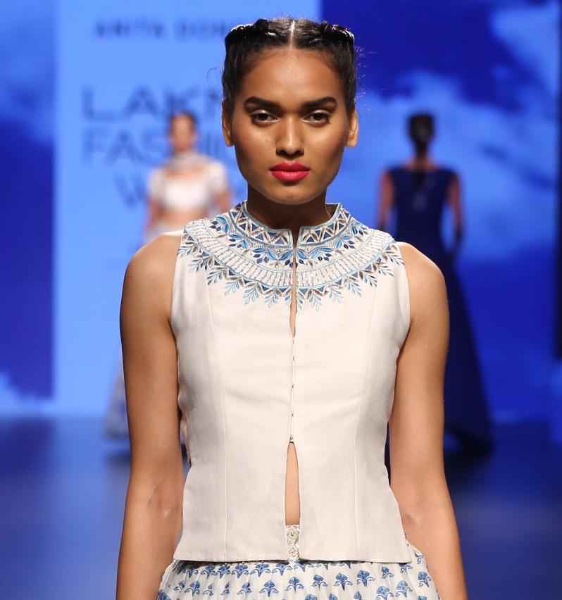 Blouse 5 | Anita Dongre Love Notes | Lakme Fashion Week 2016