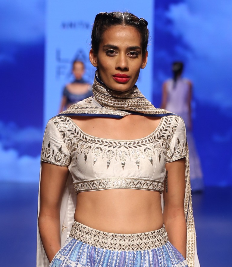 Blouse 6 | Anita Dongre Love Notes | Lakme Fashion Week 2016