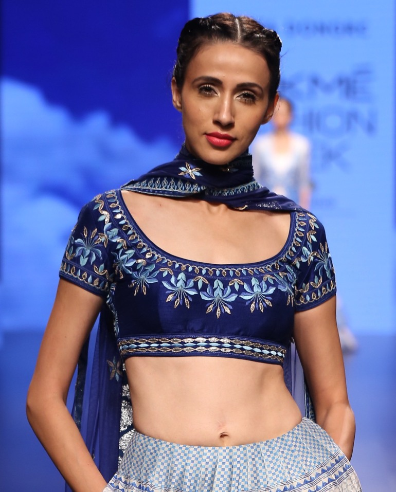 Blouse 7 | Anita Dongre Love Notes | Lakme Fashion Week 2016