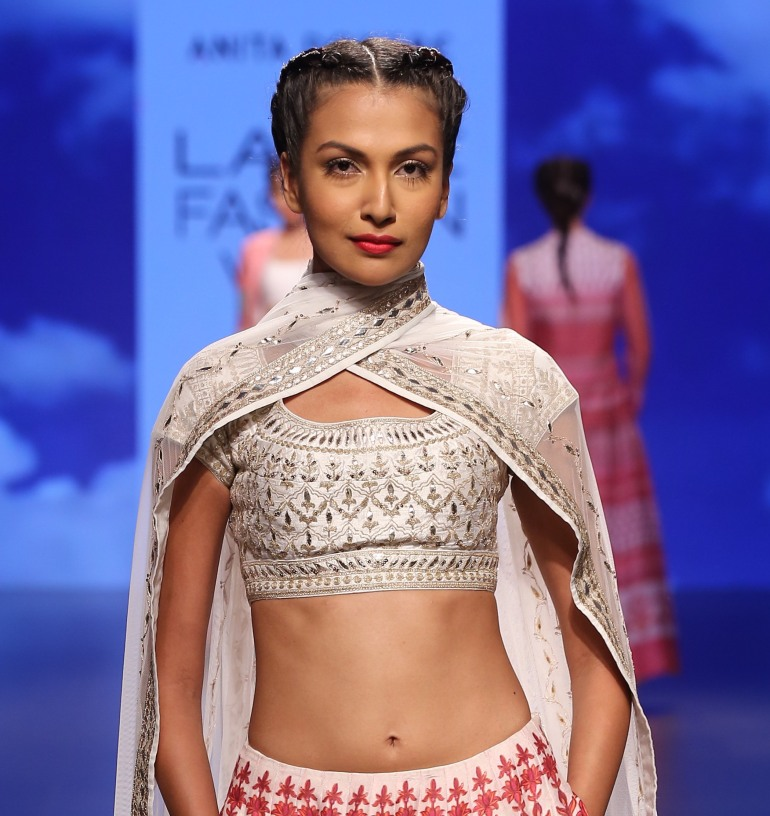 Blouse 8 | Anita Dongre Love Notes | Lakme Fashion Week 2016