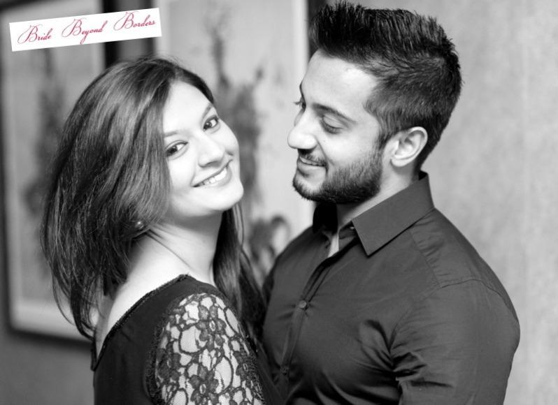 Bride Beyond Borders Part 1 - Meet The Bride - Soma & Hasan