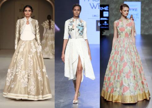 Editor's Picks from Lakme Fashion Week Summer Resort 2016