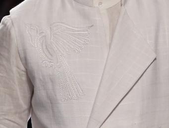Menswear - Embroidery Details 3   Anita Dongre Love Notes   Lakme Fashion Week 2016