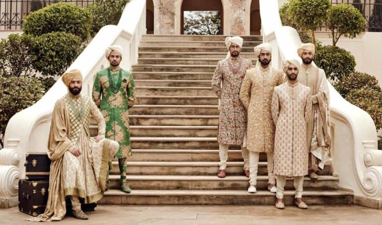 Sabyasachi Spring Summer Wedding 2016 collection ivory & pastels 3