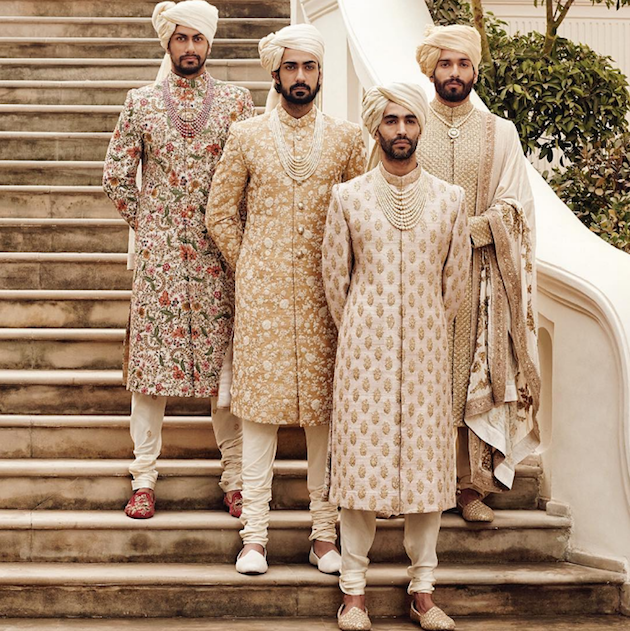 Sabyasachi Spring Summer Wedding 2016 collection ivory & pastels 6