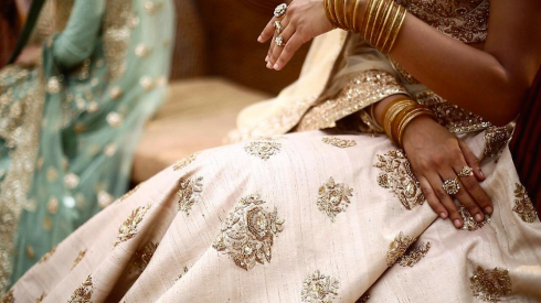 Sabyasachi Spring Summer Wedding 2016 collection ivory & pastels 7