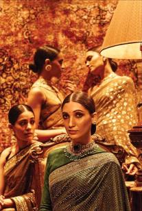 Sabyasachi Spring Summer Wedding 2016 collection - Le Club De Calcutta 1