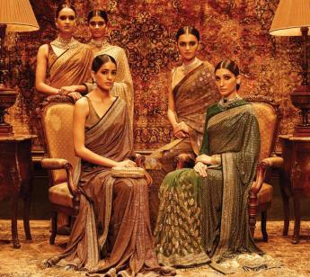 Sabyasachi Spring Summer Wedding 2016 collection - Le Club De Calcutta 2