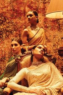 Sabyasachi Spring Summer Wedding 2016 collection - Le Club De Calcutta