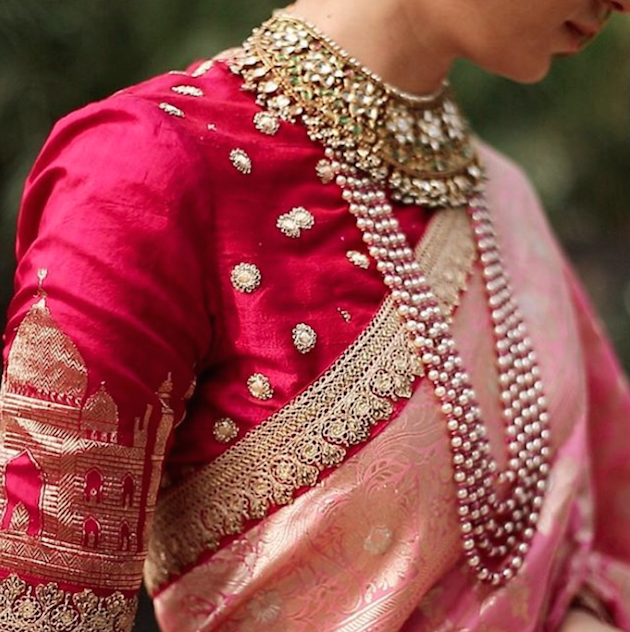 Sabyasachi Spring Summer Wedding 2016 collection reds 2